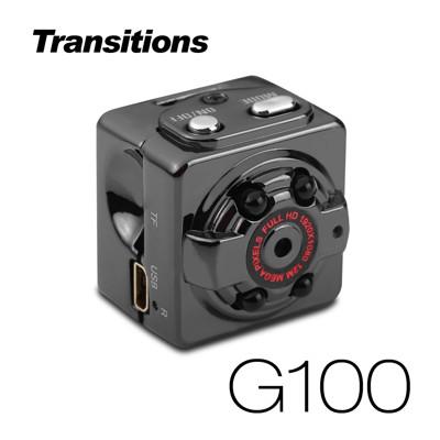【凱騰】全視線 G100 超迷你骰子型 Full HD 1080P 微型行車記錄器 (2.3折)