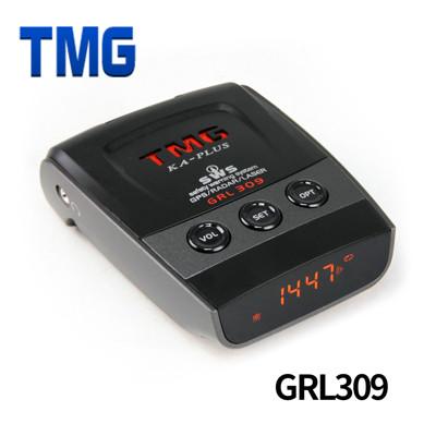 【凱騰】TMG 309GRL GPS 衛星定位 全頻測速器/三合一/免安裝 (8.5折)