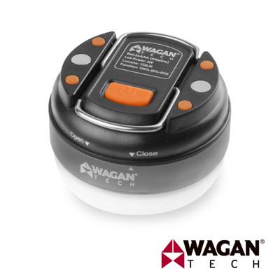 【凱騰】美國 WAGAN 多功能 磁吸式 LED 手電筒 工作燈 露營燈 (4301) (7折)