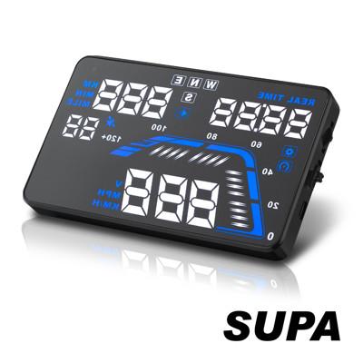 速霸 Q7 HUD多功能GPS抬頭顯示器 (3.2折)