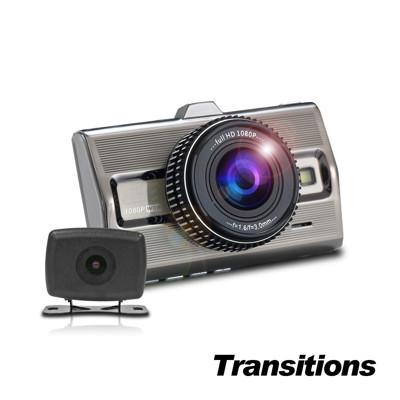 【凱騰】全視線 B8 聯詠96663 前後雙鏡頭 高畫質行車記錄器 送16G TF (6.3折)