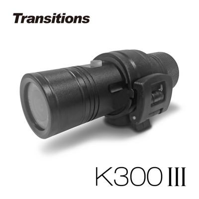 【凱騰】全視線 K300 III 三代 超廣角170度 機車行車記錄器 送16G TF卡 (3.5折)