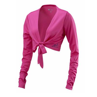 【WILDLAND荒野】女抗UV排汗綁帶袖套衣-W1805 (9折)
