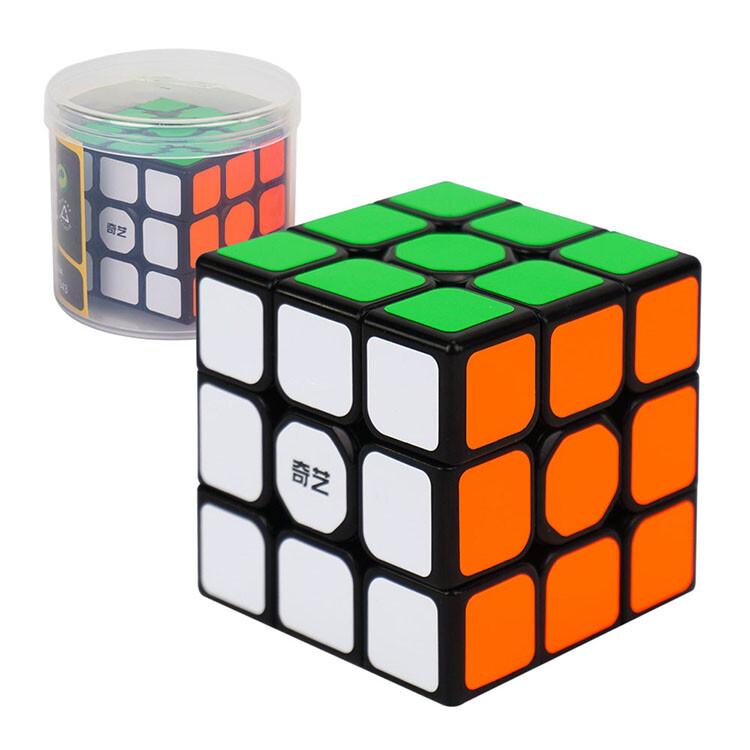 888便利購魔方格筒裝三階比賽專用魔術方塊(授權)(筒裝收納)