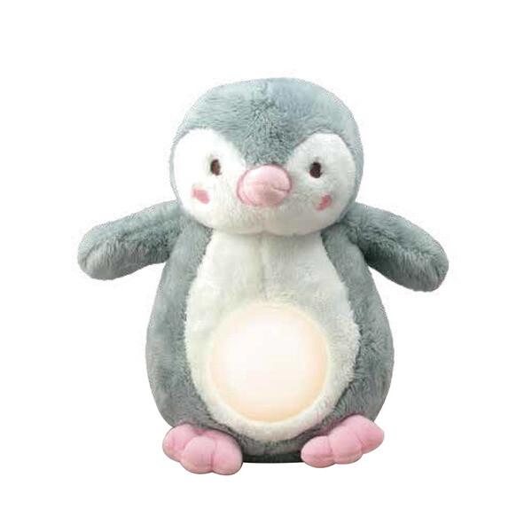 小牛津 安撫企鵝寶貝-絨毛音樂夜燈玩偶佳兒園婦幼生活館