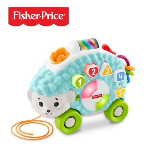 fisher-price 費雪 linkimals聲光學習小刺蝟佳兒園婦幼生活館