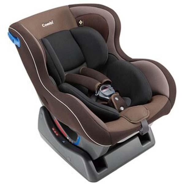 combi 康貝 wego 0-4歲豪華型安全汽車座椅(城堡棕)佳兒園婦幼生活館
