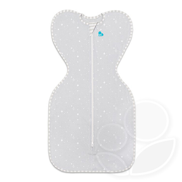 澳洲 專利蝶型包巾 stage1 輕薄款睡袋-星空灰 (s)佳兒園婦幼生活館
