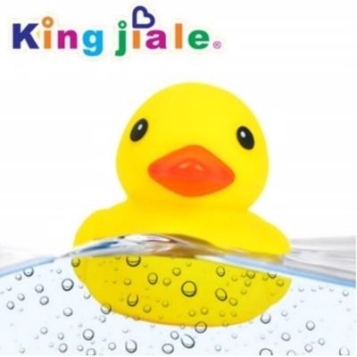 UNICO-LIFE╭✪可愛 黃色小鴨-感溫鴨 洗澡鴨 (4.8折)