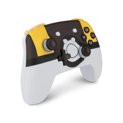 powera原廠貨 任天堂switch 強化無線手把 搖桿 寶可夢高級精靈球限定版 (10折)