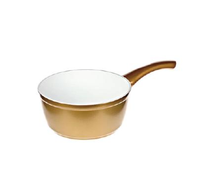 德國CERAFIT陶瓷不沾鍋 - 摩登黃金快煮鍋-18cm (2.9折)
