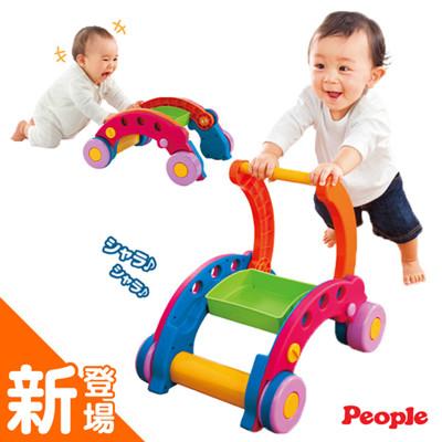 日本People-新折疊式簡易學步車(具速度調節機能) (7.8折)