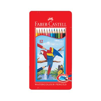 faber-castell 輝柏 115913 12色水性色鉛筆 (7折)