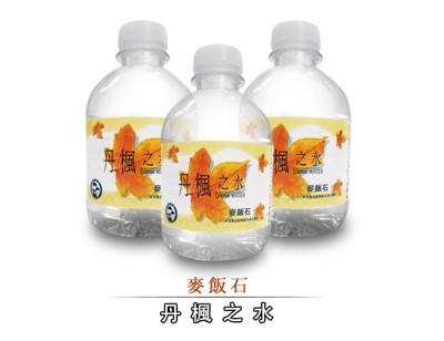 【DRINK WATER丹楓之水】麥飯石礦泉水250ml(24瓶/箱) (6.1折)