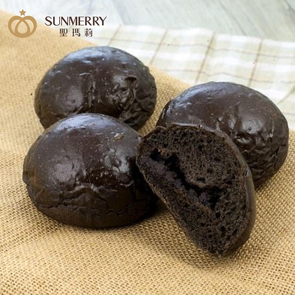 聖瑪莉黑眼豆豆 軟法麵包