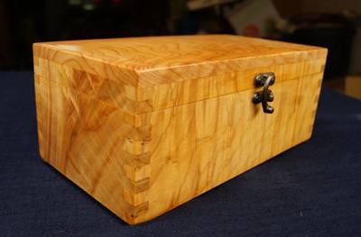 台灣檜木紅檜閃花寶盒(I)珠寶盒/檜木閃花料~6面閃花,閃亮耀眼 (6.8折)