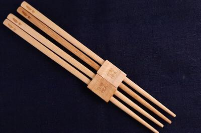 台灣檜木筷子(含檜木筷枕)純檜木,無上漆 (3.3折)