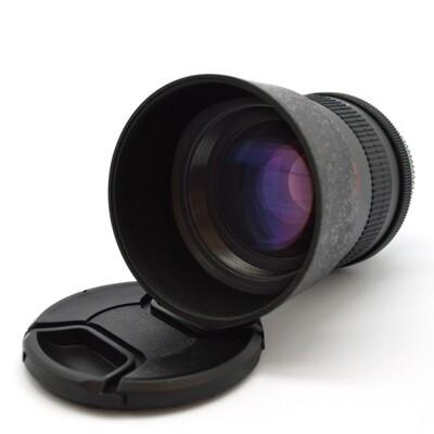 ROWA  85mm F1.8 大光圈手動定焦鏡 鏡頭 For Canon /Nikon (5折)