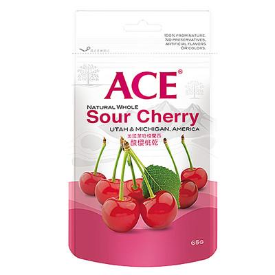 【ACE】美國蒙特模蘭西酸櫻桃乾 (65公克/袋) (8.5折)