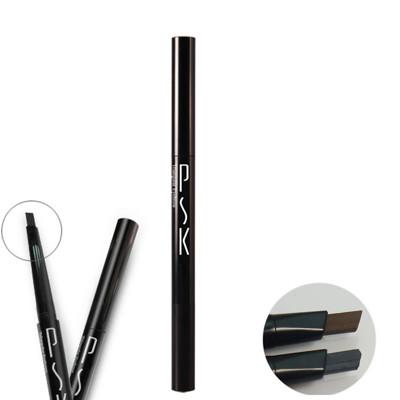 【PSK寶絲汀】三角刀型 免削式刀型眉筆(灰黑/咖啡) (8折)