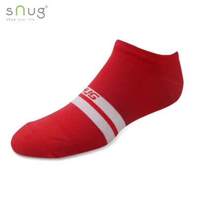 【SNUG健康除臭襪】時尚船襪 (S041) (8折)