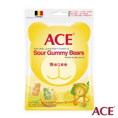ACE酸熊Q軟糖隨手包 200g/包 (9.3折)