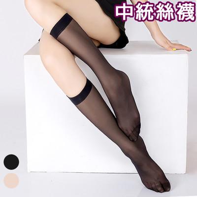 【Amiss】中筒「美肌~無痕~親膚感」彈性透明-長統絲襪(兩色任選) (3.5折)