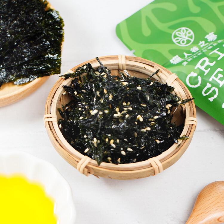 獵人谷之夢橄欖油海苔酥