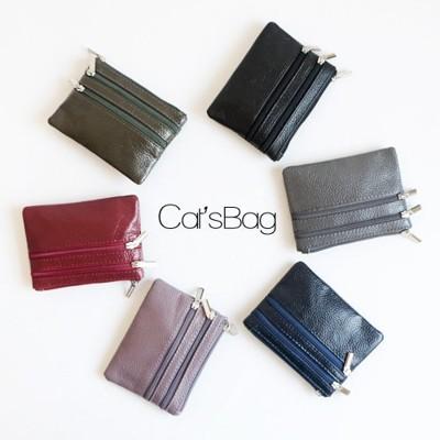[ Catsbag ] 四層式鑰匙圈零錢包 (3.5折)