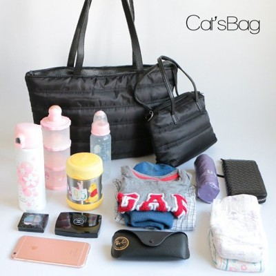 【Catsbag 】MC10170707-防水迷彩/點點雙包三用包/媽媽包/附小包 (3.5折)