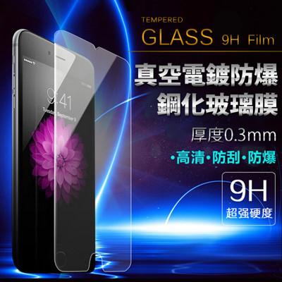 高清9H防爆抗指紋玻璃保護貼/HTC/SONY/LG/小米 (0.7折)