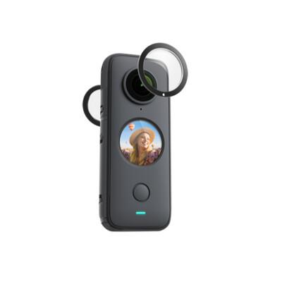 Insta360 ONE X2 黏貼式鏡頭保護鏡 (8.4折)