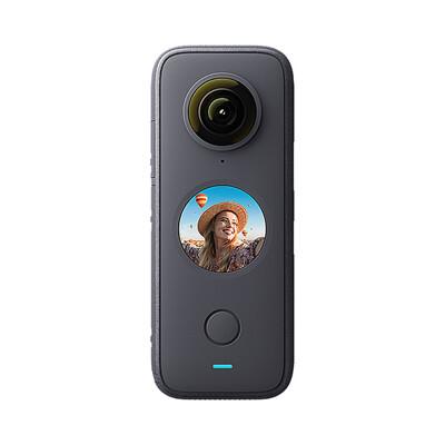 [促銷Insta360 ONE X2 全景相機 輕便Vlog套餐組 (64G卡+子彈手柄組+保護套) (8.9折)