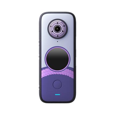 [促銷][火影限定款]Insta360 ONE X2 全景相機+自拍棒+原廠包 (台灣授權公司貨) (9折)