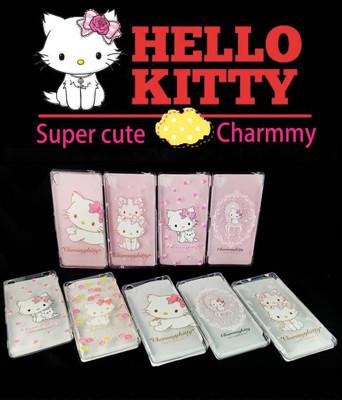 三麗鷗 授權正品 charmmy Kitty Samsung Note3/N9005 透明軟殼手機套 (4.8折)
