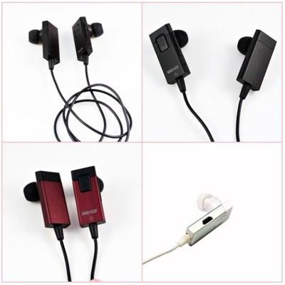 SeeHot 嘻哈部落 SBS-036R V3.0 鋁合金 立體聲 A2DP 雙耳 藍芽耳機 (4.4折)