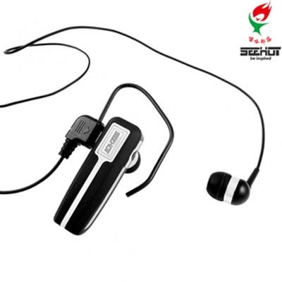 Seehot嘻哈部落 SBS-030C 入耳式 單音+立體聲 二合一 藍牙耳機/A2DP (6折)