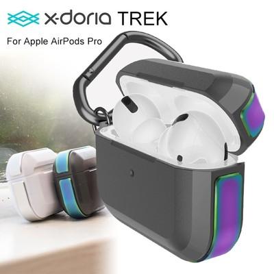 X-doria Defense Trek 極盾 Airpods Pro 藍芽耳機充電艙保護殼 三代 (10折)