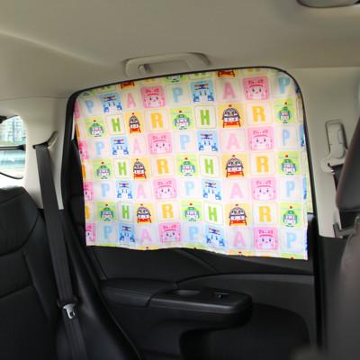 YoDa 救援小英雄波力汽車遮陽簾/車窗簾 (4.4折)