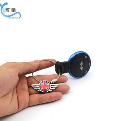MINI 鑰匙圈 MINI COOPER S F55 F56 ONE R56 COUNTRYMAN (8.7折)