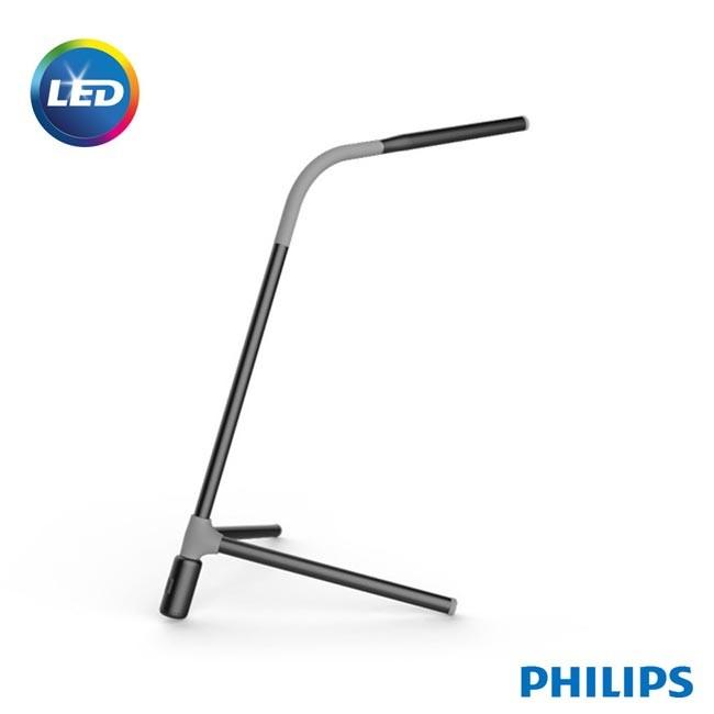 飛利浦 philips酷泓 1.5w可折疊式usb led檯燈 (66046)