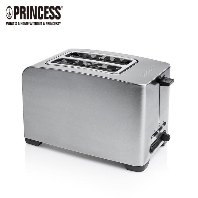 荷蘭公主 princess不鏽鋼厚薄片烤麵包機 142356
