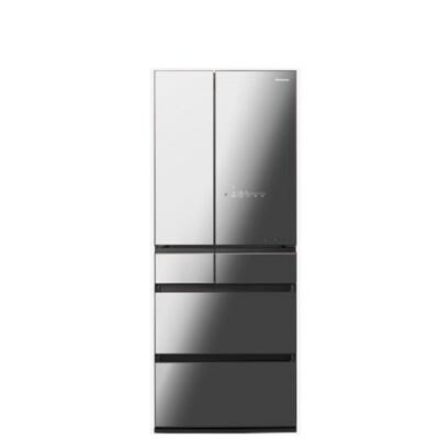 【Panasonic】國際牌650公升六門變頻冰箱鑽石黑NR-F656WX-X1 (9.8折)
