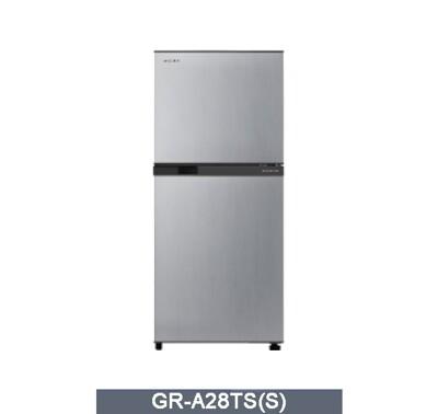 【TOSHIBA東芝】GR-A28TS 231公升 雙門變頻電冰箱 典雅銀 (6.9折)