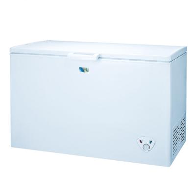 含基本安裝 sanlux 台灣三洋scf-v415we 414公升 變頻節能臥式冷凍櫃 (7.8折)