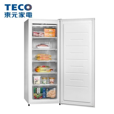 含基本安裝 teco 東元rl180sw 180l 直立式冷凍櫃 急速冷凍 (9.3折)