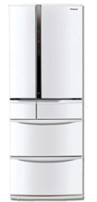 【Panasonic】國際牌501公升六門變頻冰箱NR-F507VT-W1(白) (9.5折)
