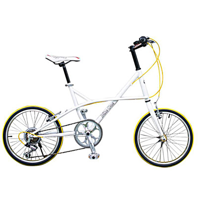 BIKEONE CycleOne 20吋7速 日本SHIMANO變速 鋁合金花鼓 時尚海豚小徑車 (8.6折)