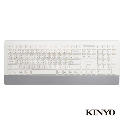 kinyo全平面大手托巧克力鍵盤lkb-89a (3.5折)