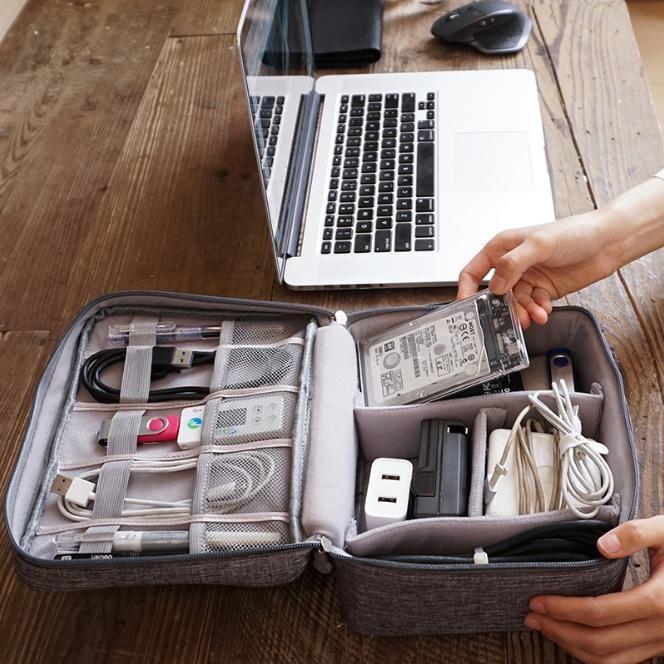 防震旅行電子收納包